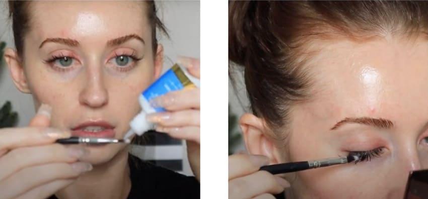 how to use eyelash glue remover