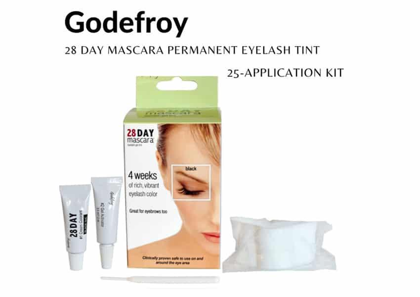 Godefroy eyelash brow
