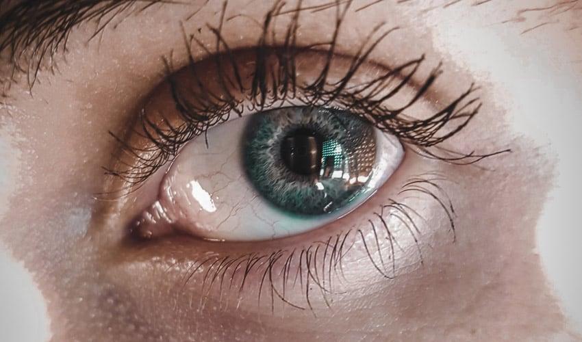 how long does eyelash tint last